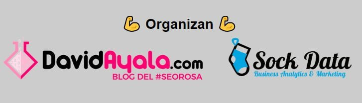 Organizadores del Sock Data se come tu bocata