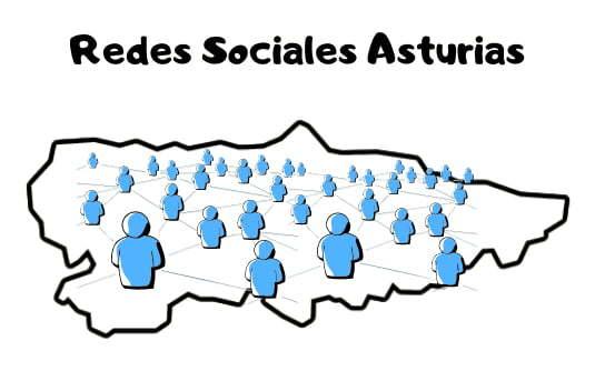 Redes sociales Asturias